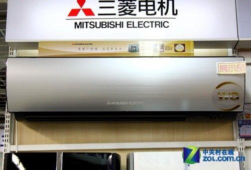 日本原装进口 三菱2.5P壁挂空调10990元